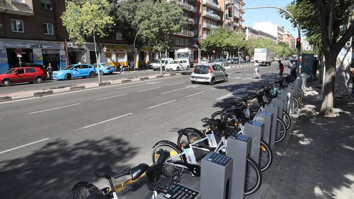BiciMAD llegará a Latina y Fuencarral-El Pardo antes de fin de mes