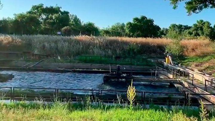 Algete pide poner fín a los vertidos al río Gaudalix