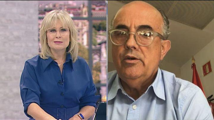 """Zapatero: """"La incidencia de casos en la Comunidad de Madrid se ha reducido  a casi  la mitad en las últimas 4 semanas"""""""