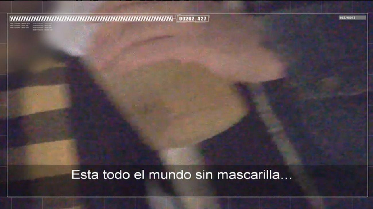 Así funcionan las fiestas ilegales en pisos turísticos vacíos del centro de Madrid