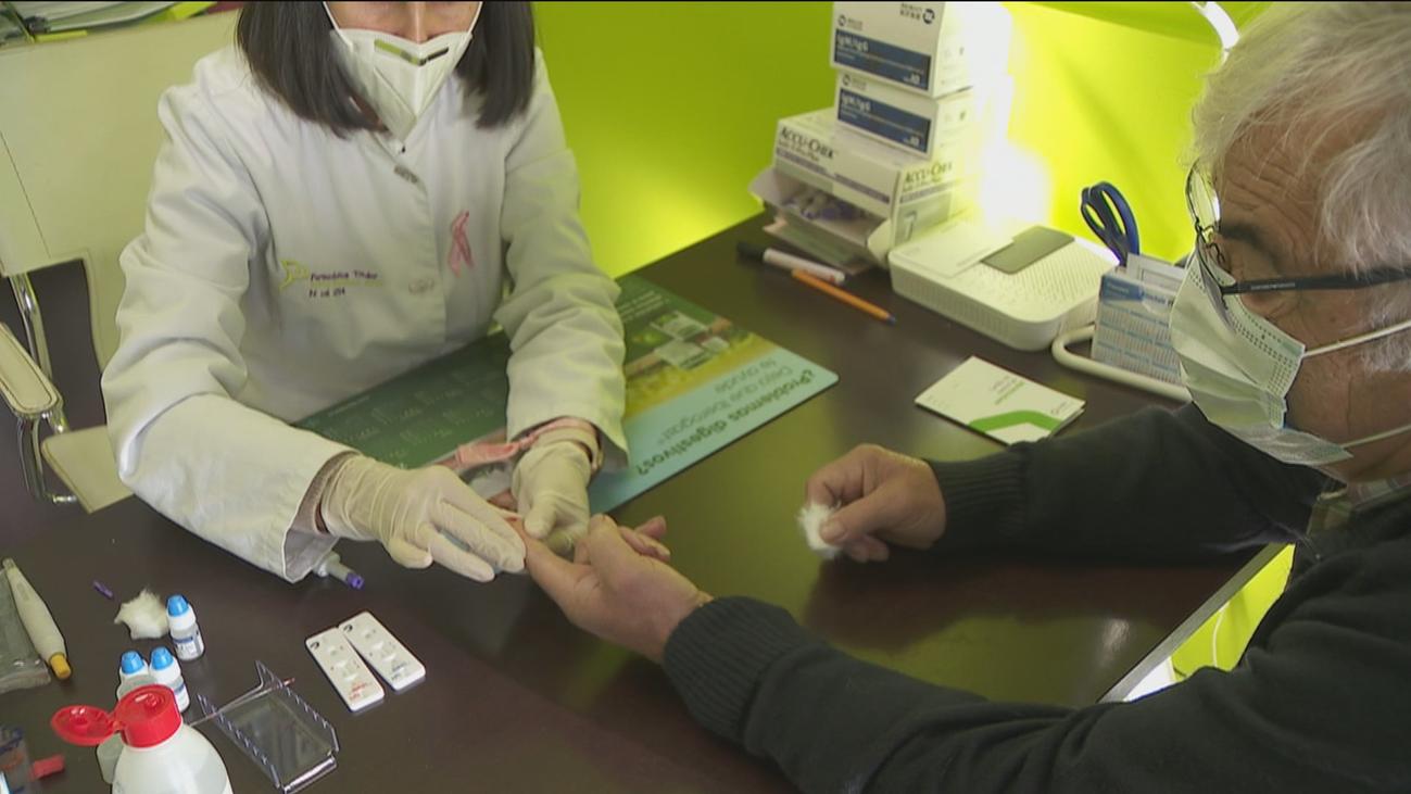 La Enfermería advierte que las farmacias no reúnen condiciones para realizar test de antígenos