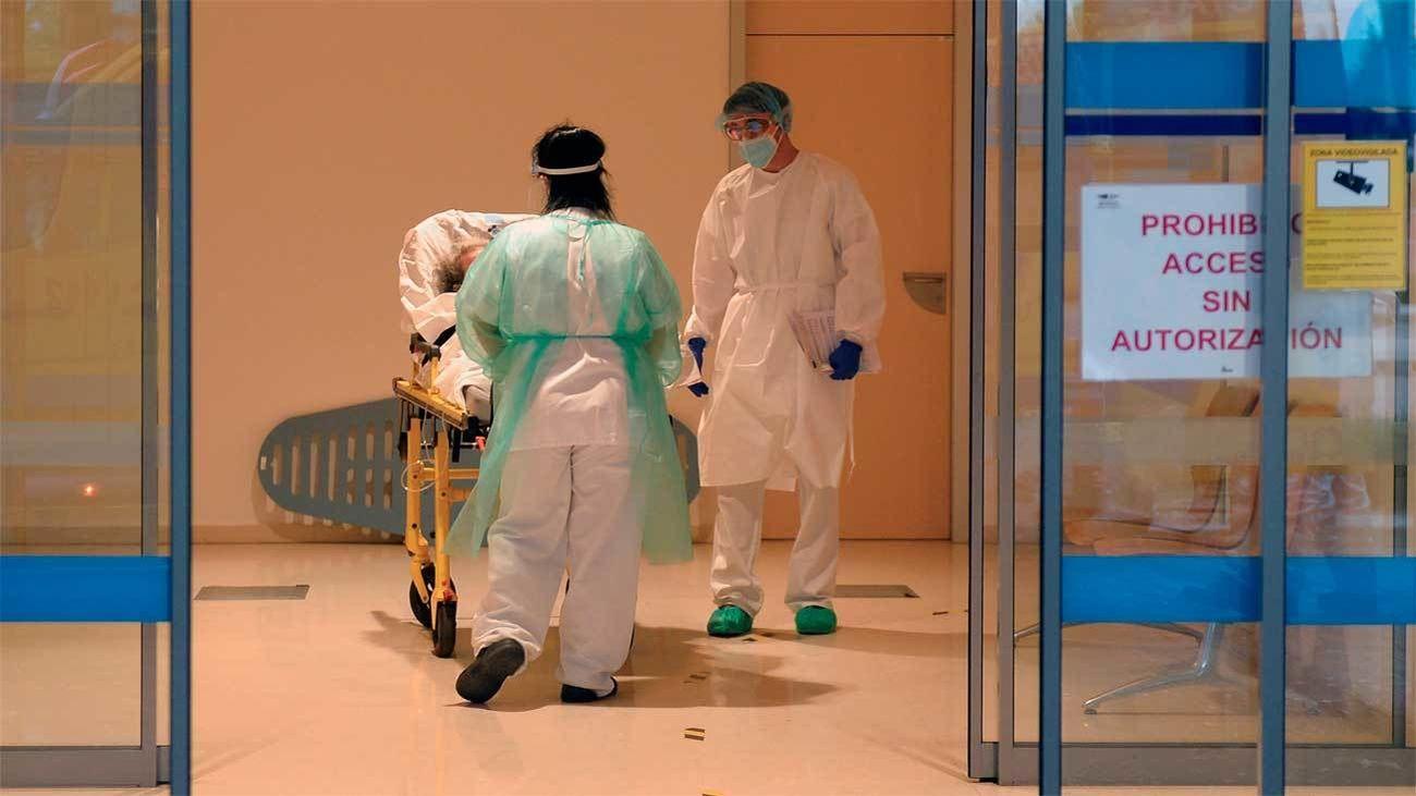 Sanidad notifica 13.873 nuevos  casos, 5.314 en 24 horas, y 218 muertes más