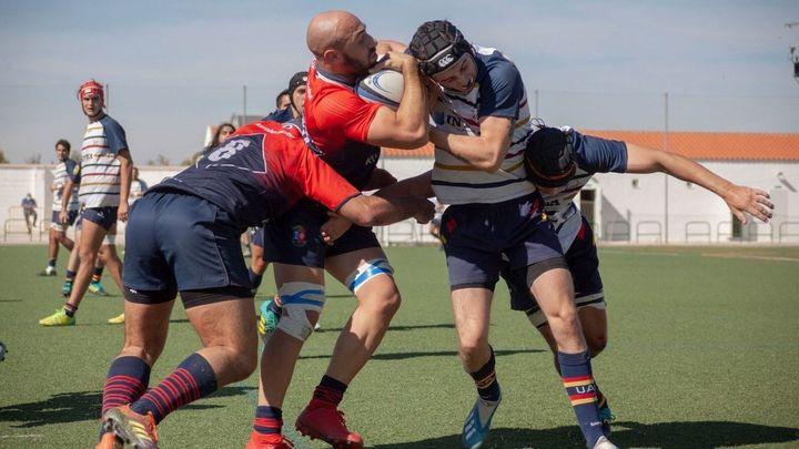 El Rugby Majadahonda asciende a División de Honor B