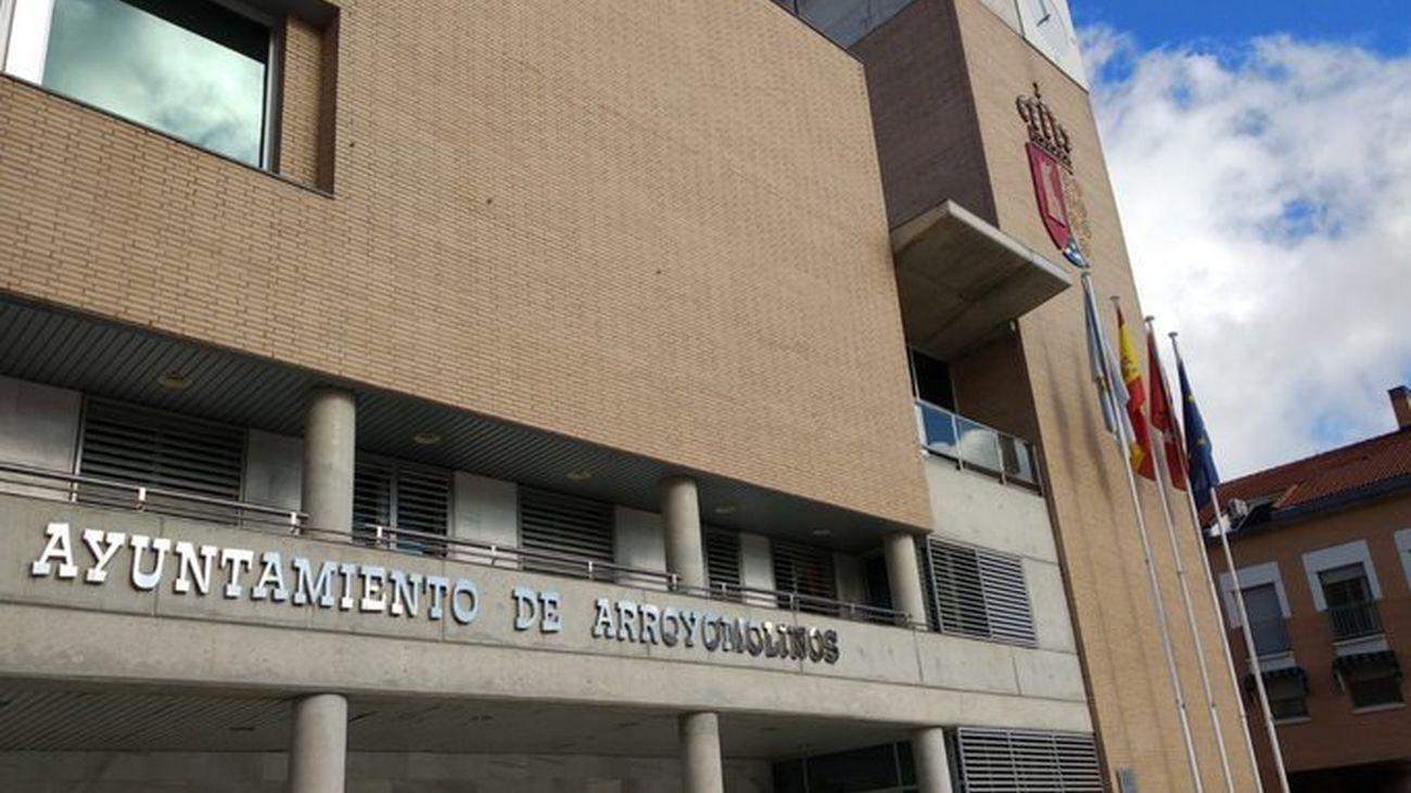Exteriores del edificio del Ayuntamiento