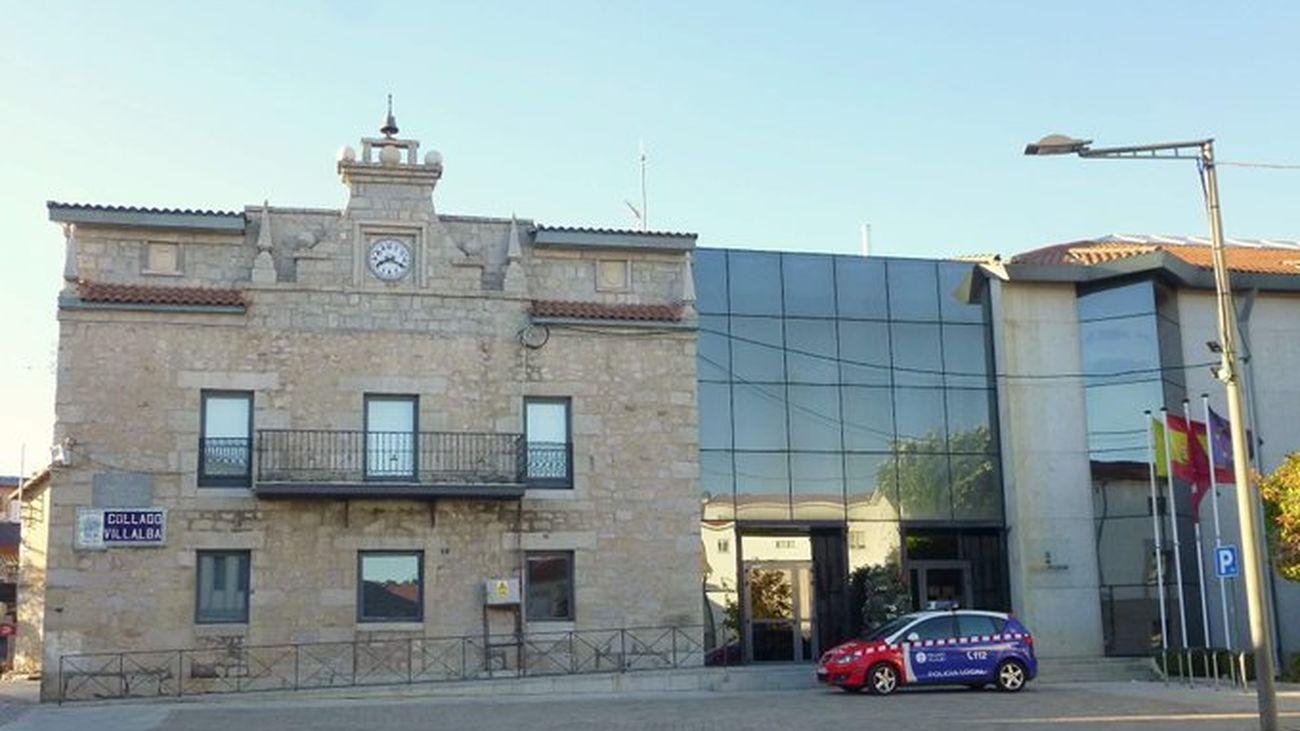Exteriores de la sede del Ayuntamiento