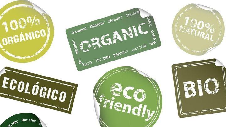 Eco, bio, orgánico,  natural, sostenible... así hay que interpretar el etiquetado de productos