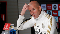 """Zidane: """"Las críticas nos van a hacer más fuertes"""""""