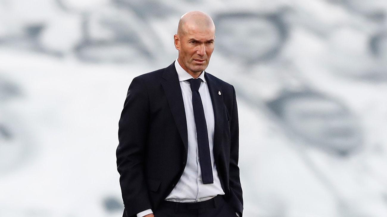 """Zidane: """"Merecemos las críticas y yo el primero"""""""