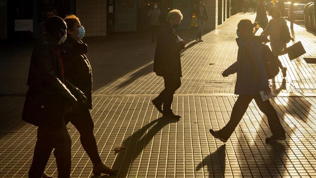 Madrid, entre el confinamiento y el toque de queda