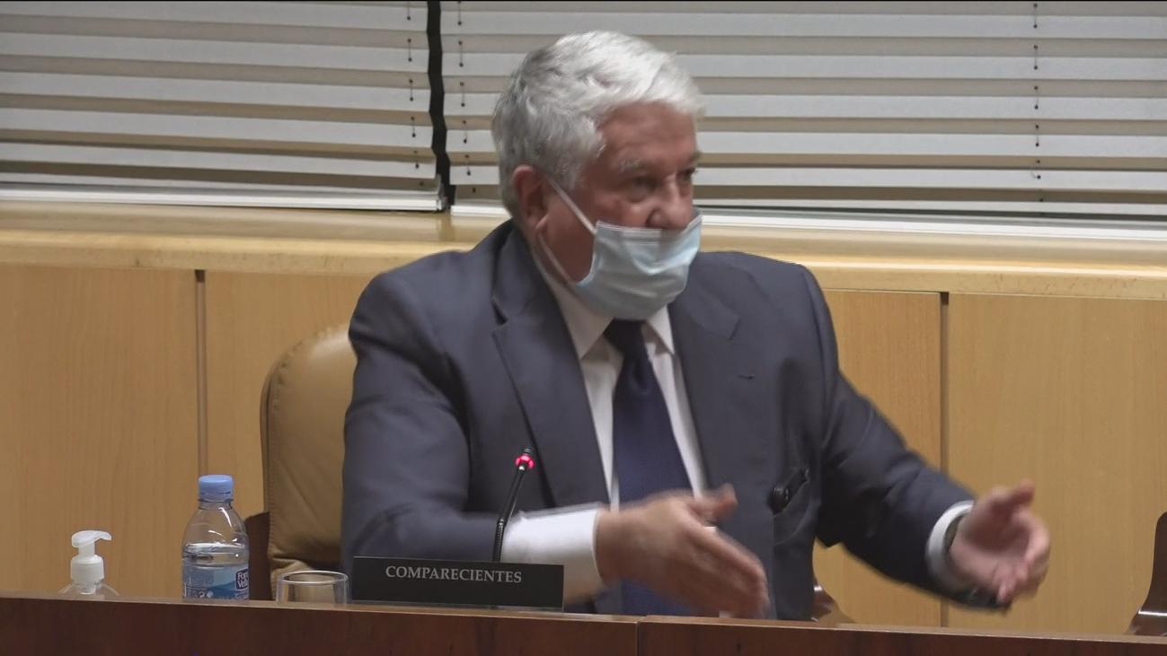 Arturo Fernández niega que tuviera trato de favor en Avalmadrid