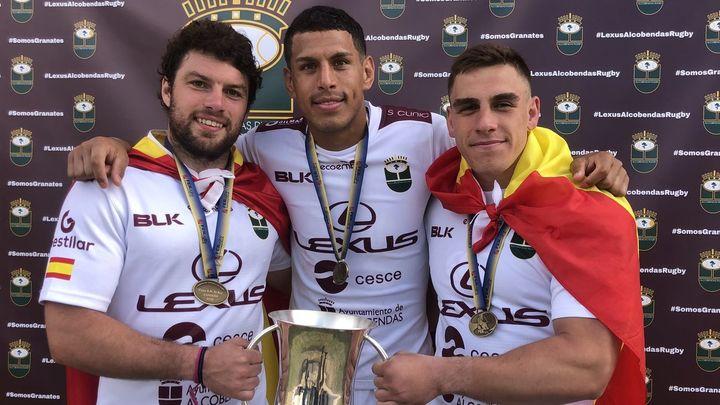 Alcobendas Rugby  busca patrocinadores en familias y pequeñas empresas
