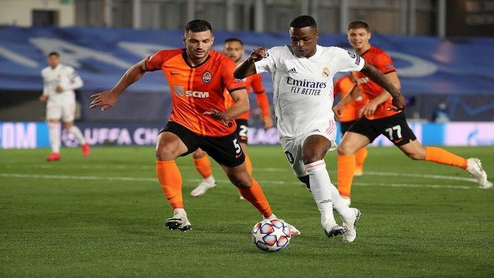 El Real Madrid, en busca de la reacción ante el Shakhtar