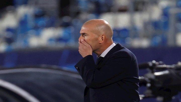 """Zidane: """"Me veo capaz de encontrar soluciones"""""""