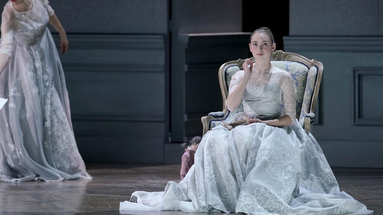 'Capriccio', de Richard Strauss, en el Teatro Real