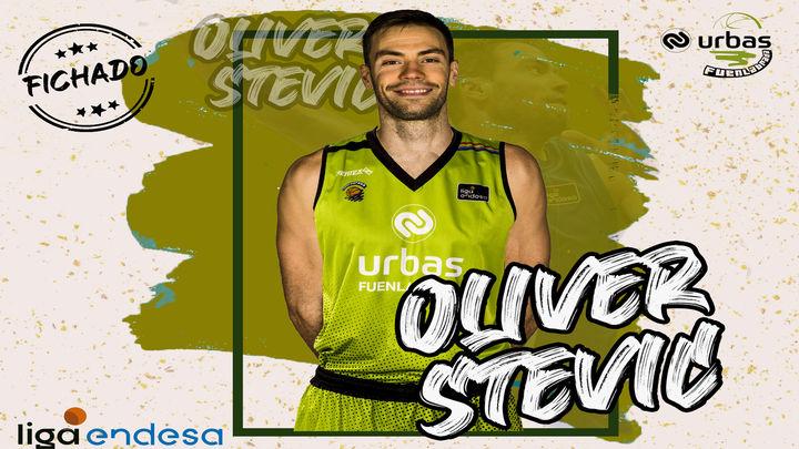 El Fuenlabrada firma el retorno del pívot serbio Stevic