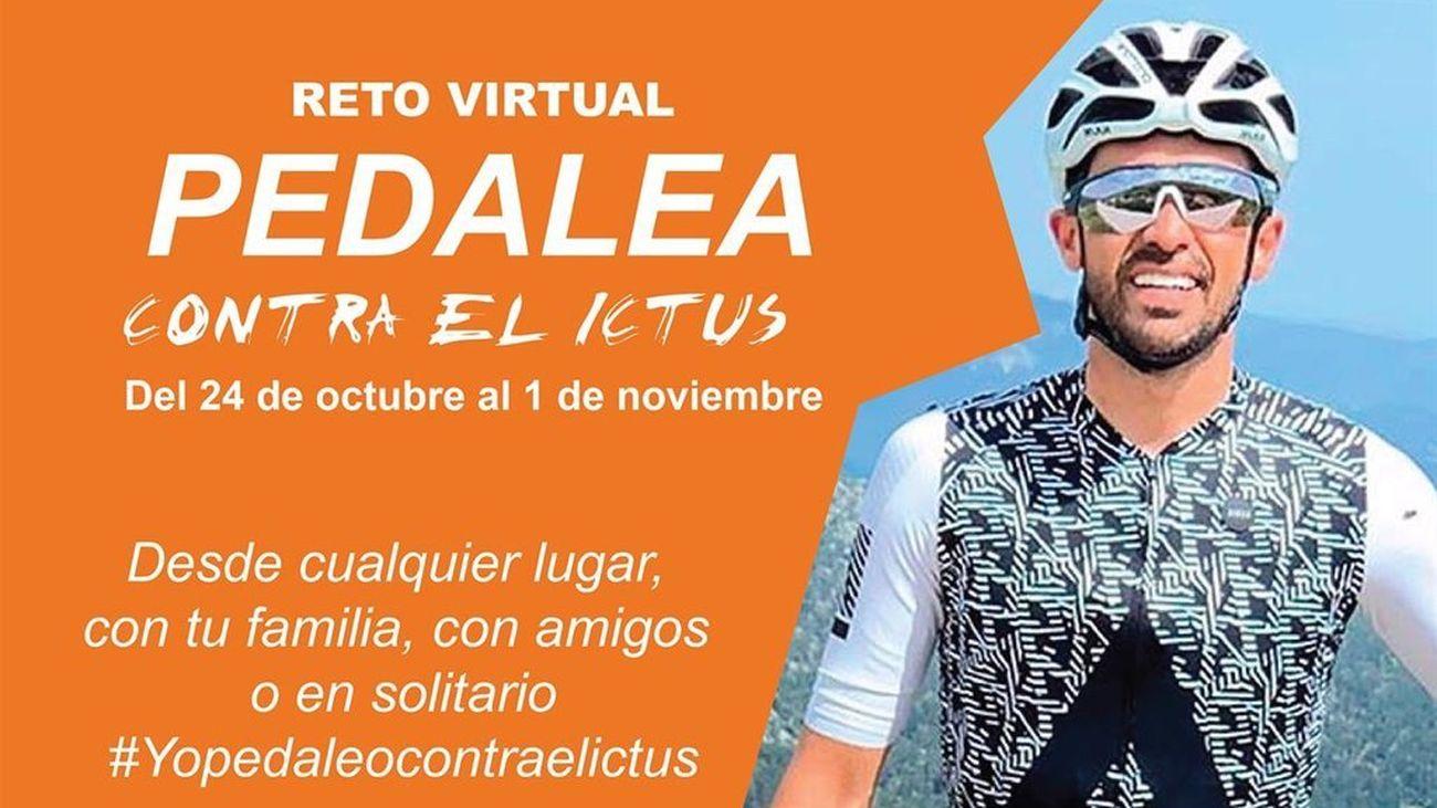 Pedalea contra el Ictus con Contador