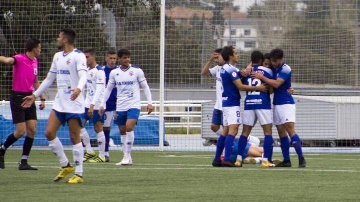 3-1. Las Rozas,  a un paso de  jugar la Copa del Rey tras derrotar al Tenisca
