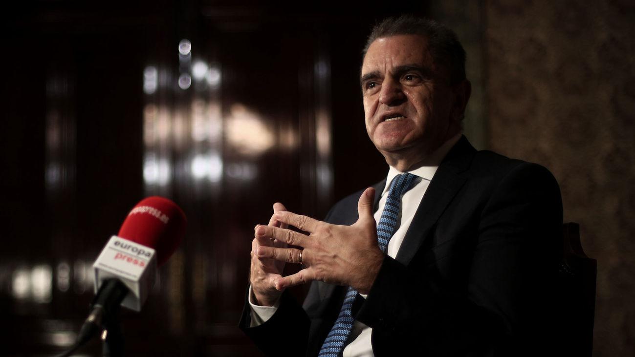 José Manuel Franco, Delegado del Gobierno en Madrid