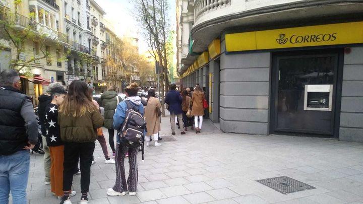 Correos planea contratar a más de 700 personas de cara a las elecciones en Madrid