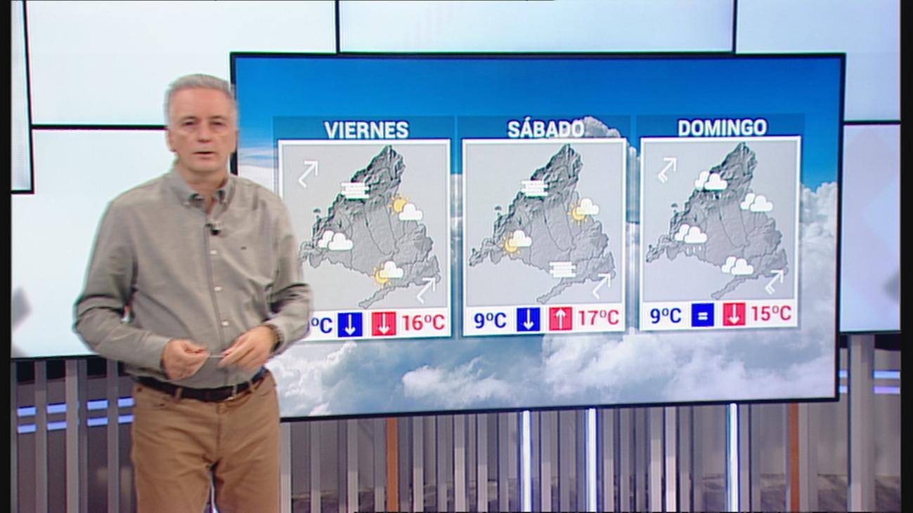 La lluvia dará en Madrid una tregua el sábado, pero el domingo llega un nuevo frente nuboso