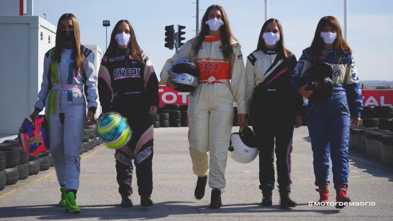 Las reinas del asfalto madrileño