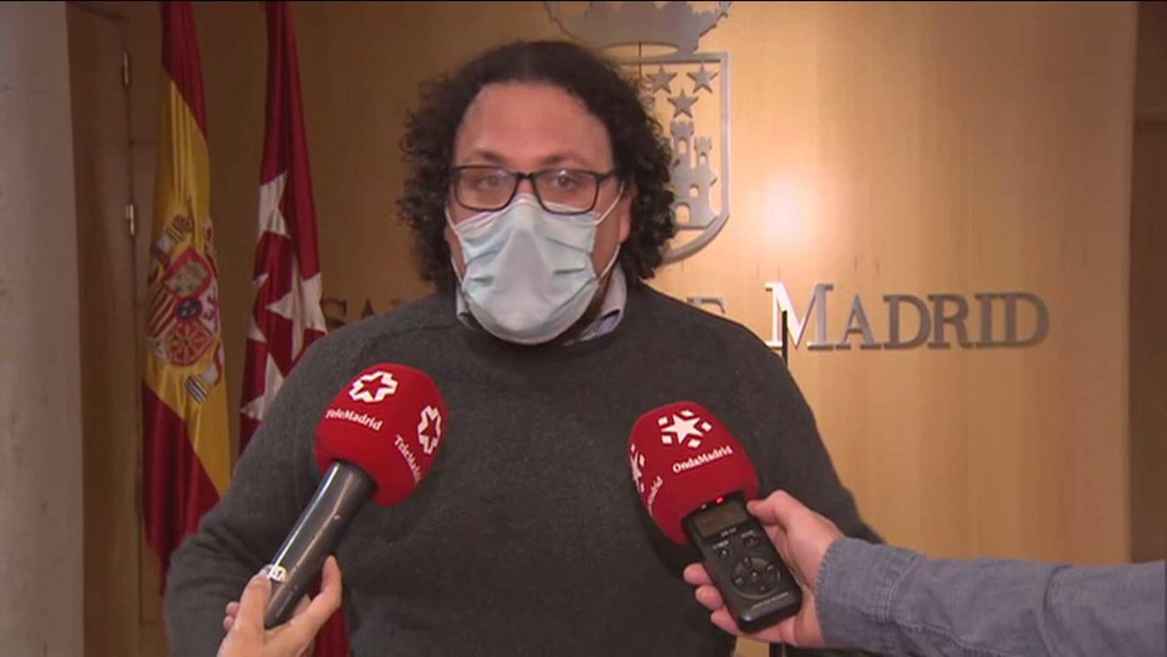 """La  izquierda en la Asamblea pide que Madrid """"no sea la oposición de la salud"""""""