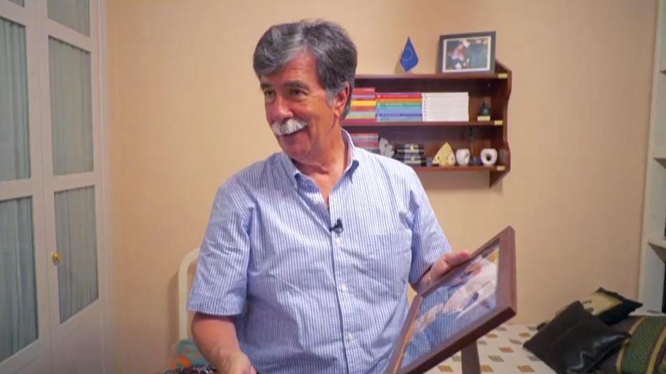 La vivienda de Javier Urra, un psicólogo al servicio de la infancia y la adolescencia