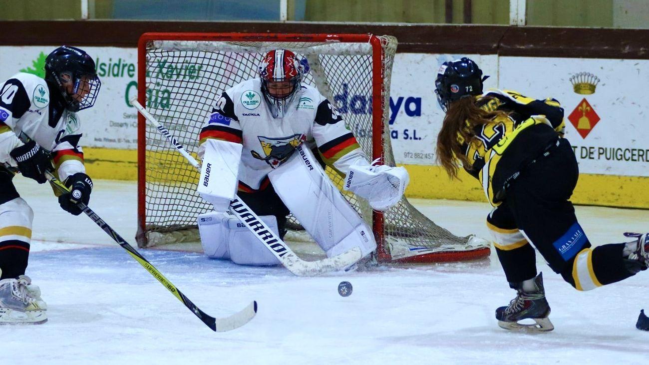 Hockey hielo Majadahonda