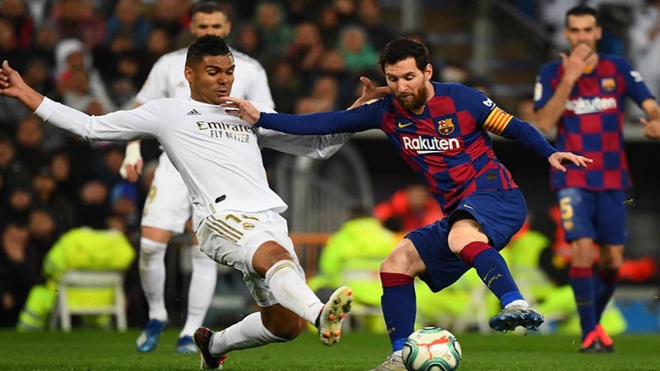 El Real Madrid ante el Barça, rival perfecto para levantar el vuelo y enterrar las dudas