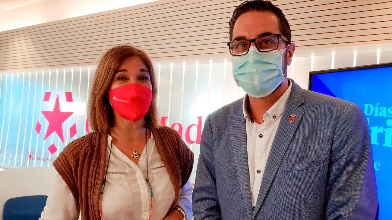 Diego Ortiz, alcalde de Pinto, en Onda Madrid