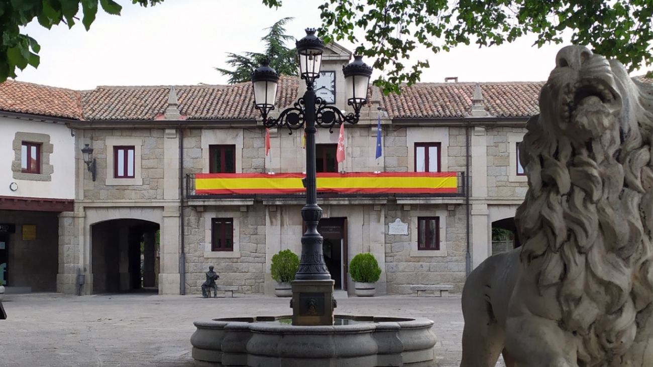 Plaza Mayor de Guadarrama