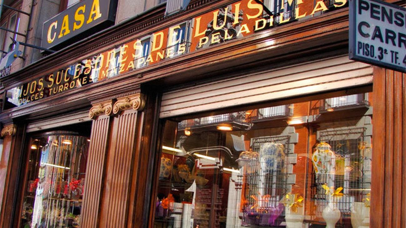 Tienda  Casa Mira en Madrid