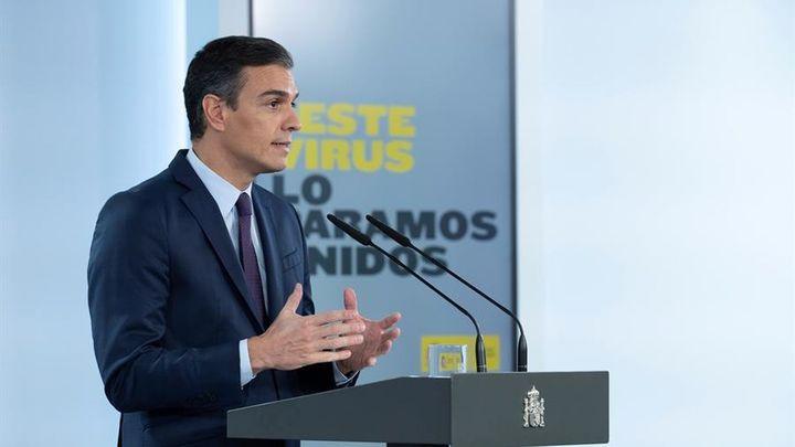 Sánchez señala que España ya habría llegado a los 3 millones de contagios de coronavirus