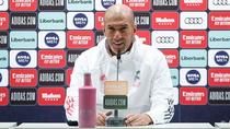 """Zidane: """"El clásico es un buen partido para reivindicarnos"""""""