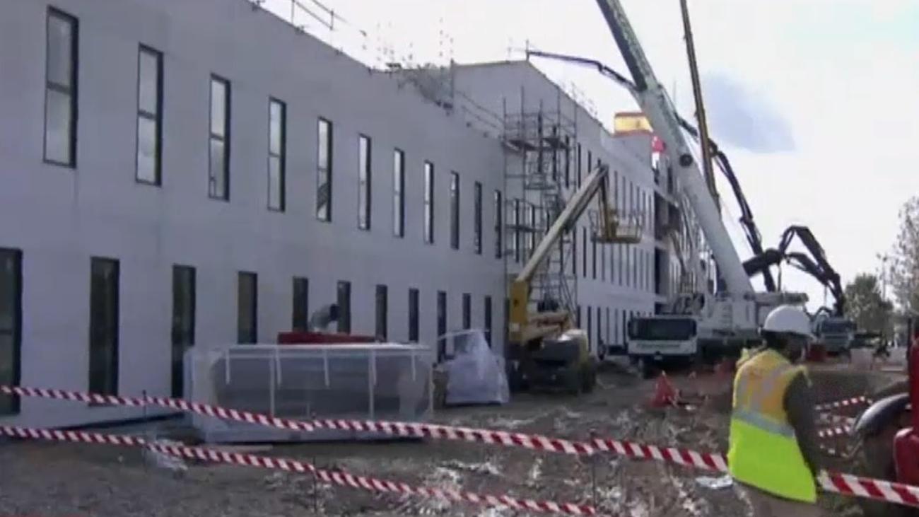 Conocemos el Hospital de Emergencias de Valdebebas, que abrirá en noviembre
