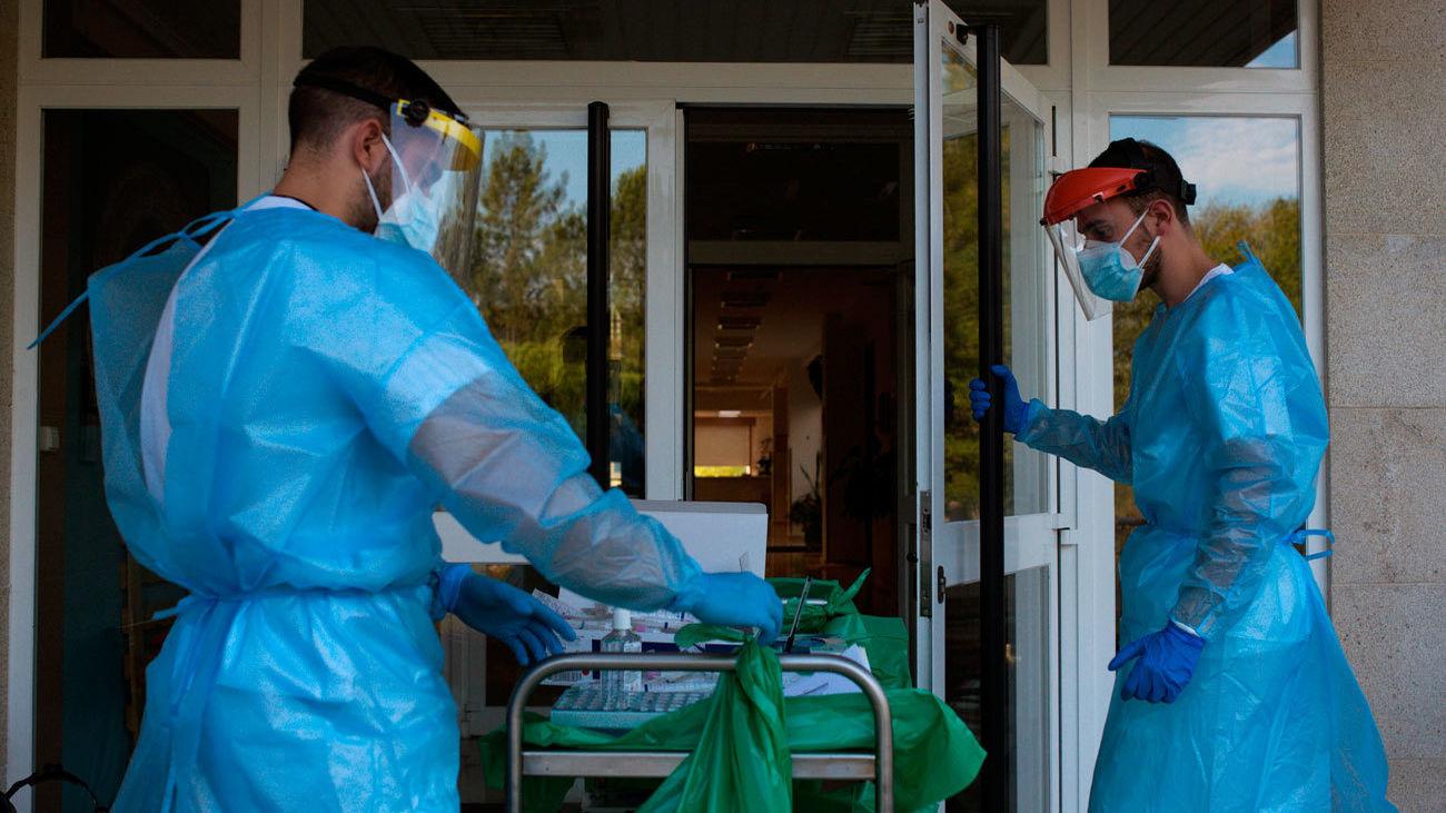 Galicia marca un nuevo récord diario, 687 contagios