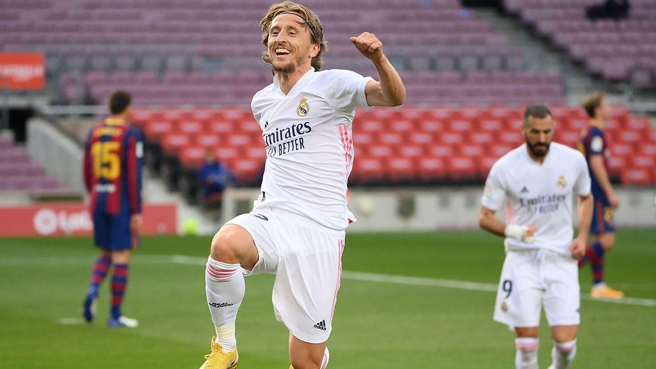 Así vivimos en Onda Madrid los tres goles que dieron el triunfo al Real Madrid en el Clásico