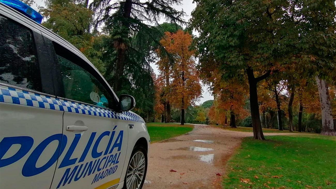 La Policía Municipal actúa en casi 300 fiestas privadas y disuelve un macro botellón en Madrid Río
