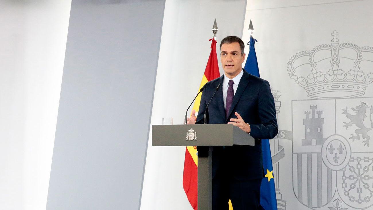El Gobierno decreta un nuevo estado de alarma en España