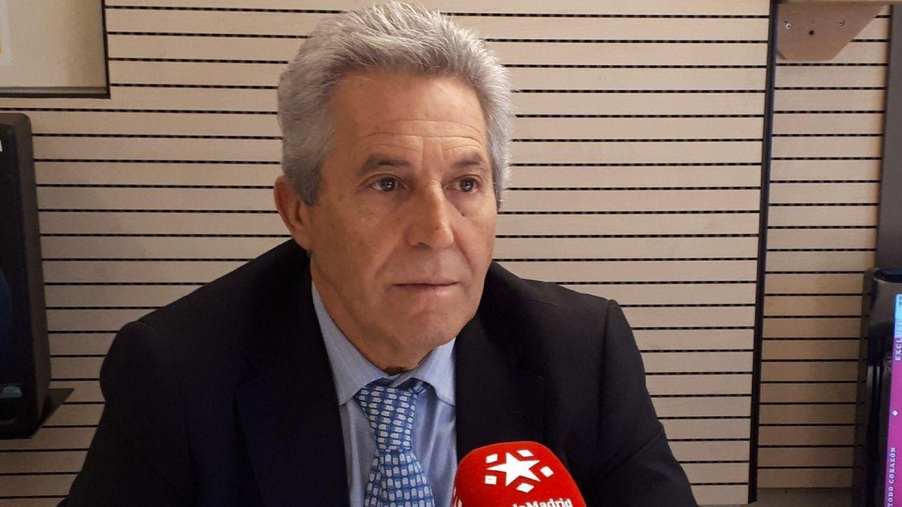 Fallece Antonio del Cerro, presidente del Móstoles CF