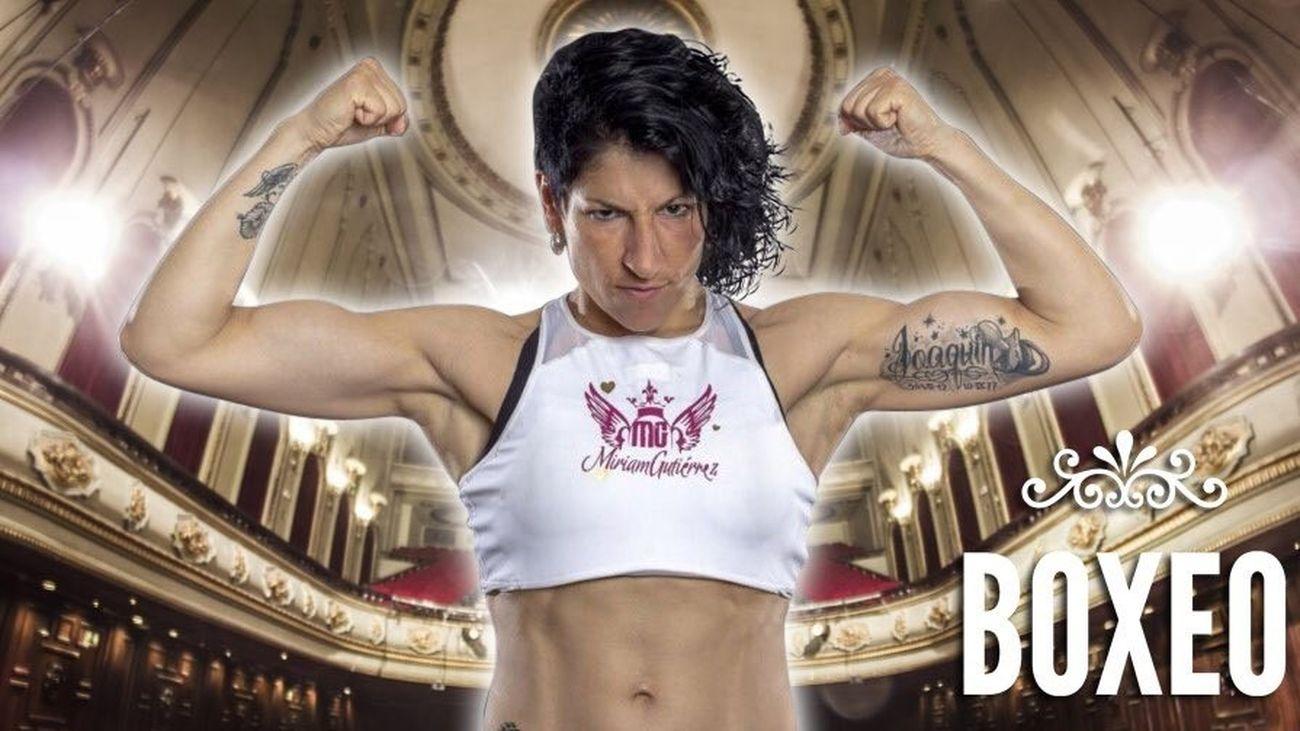 La Reyna Gutiérrez, a por el cetro Mundial del peso ligero