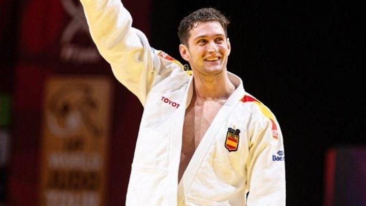 Sherazadishvili, bronce en Budapest pese a estar lesionado