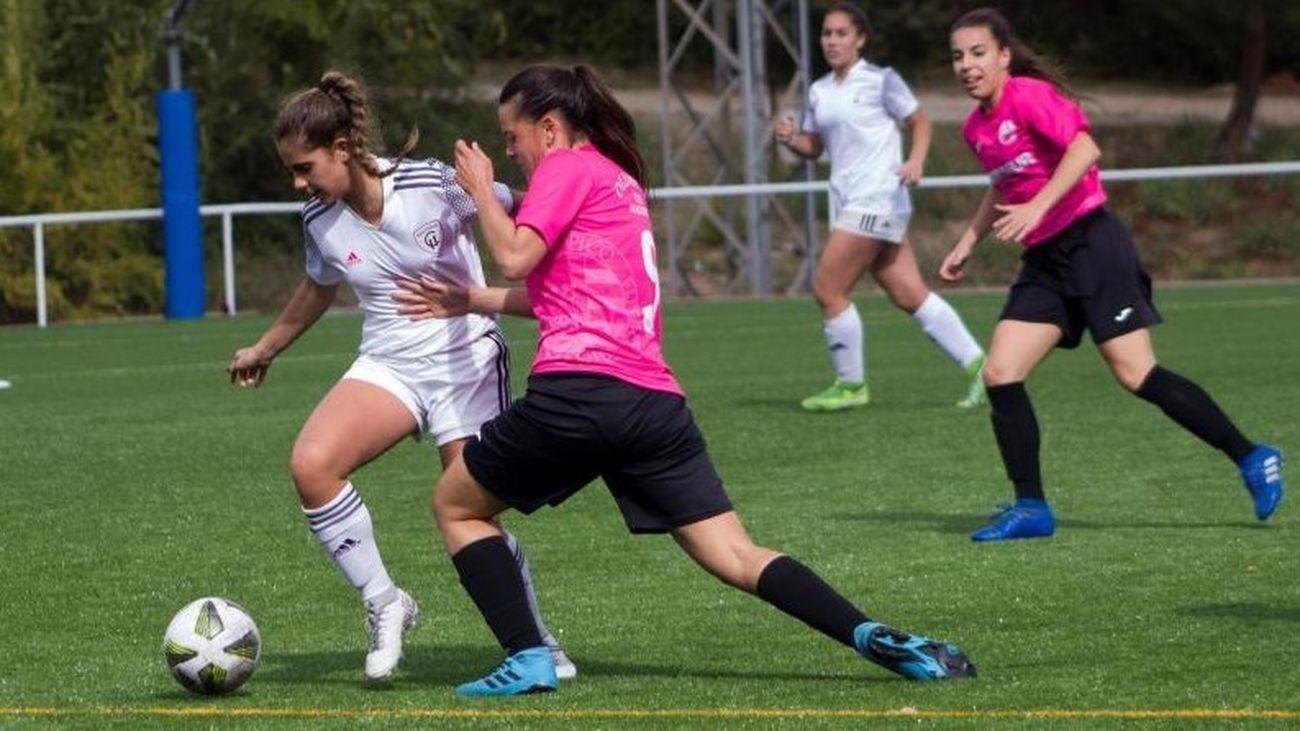 Gran inicio de los clubes madrileños en Reto Iberdrola y Primera Nacional Femenina