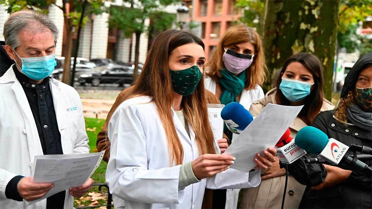 Los médicos de toda España convocados este martes a una huelga nacional