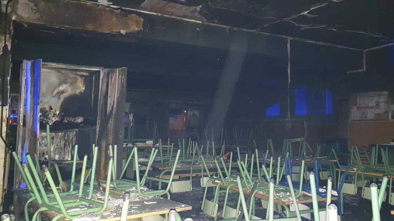 Robos, incendios y destrozos en un colegio de Mejorada del Campo