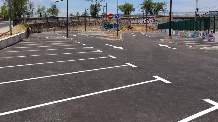Nuevos aparcamientos disuasorios en la sierra de Madrid