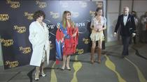 Un pedazo de Hollywood en Madrid para presentar 'Glow & Darkness'