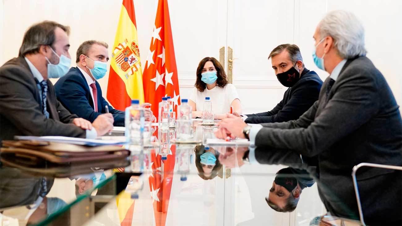 Madrid solicita 759 policías y guardias civiles para controlar las restricciones