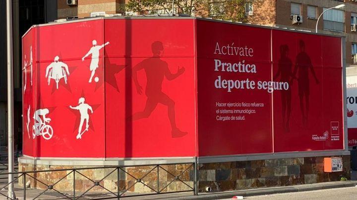 La Comunidad de Madrid presenta 'Actívate, practica deporte seguro'