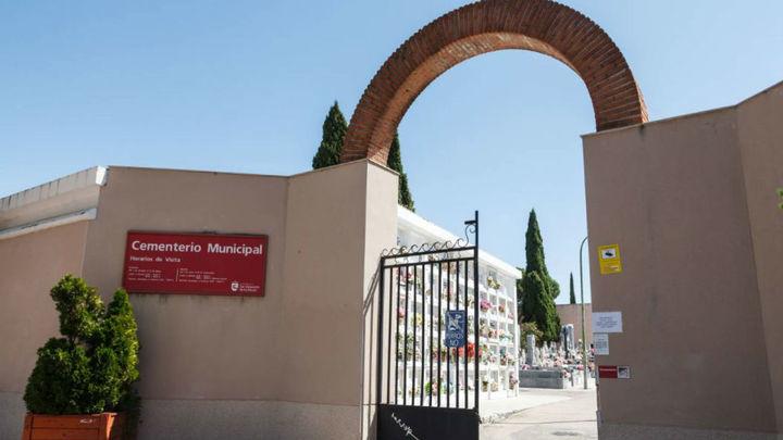 Refuerzo en los municipios de Madrid de las medidas antiCovid en los cementerios